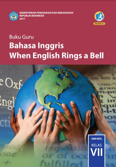 Buku Bahasa Inggris Kelas VII (7) Kurikulum 2013 Revisi 2017