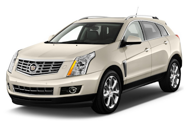 2015 Cadillac SRX Release Date