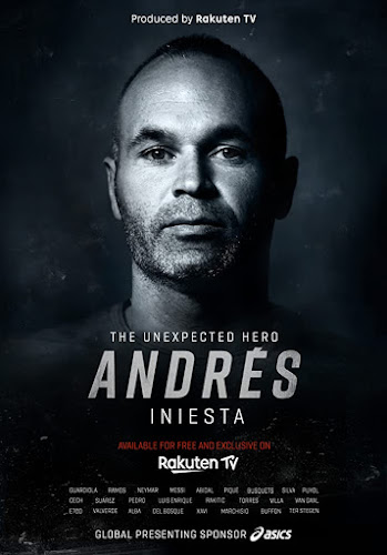 Andrés Iniesta: The Unexpected Hero (Web-DL 720p Castellano) (2020)