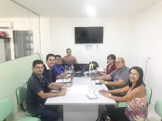 Prefeitura de Picuí e CPCON se reúnem para finalizar a confecção do edital do concurso público