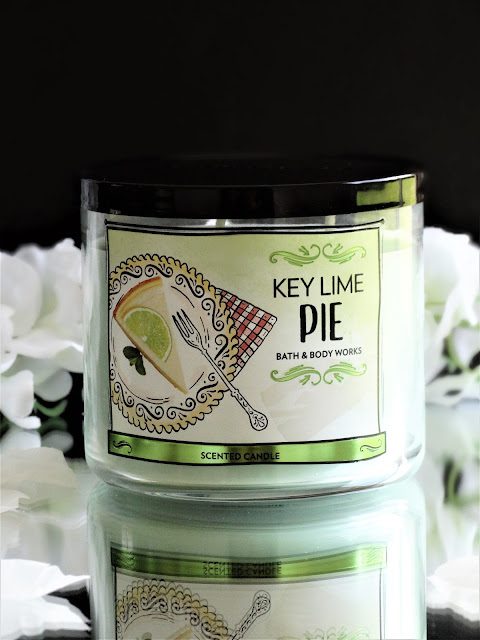 avis key lime pie bath & body works, key lime pie candle revie, key lime pie bath and body works candle review, bath & body works france