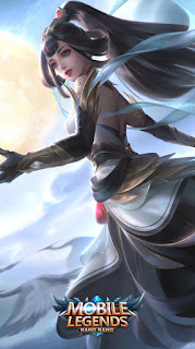 Guinevere Lady Crane Heroes Fighter Mage of Skins
