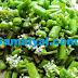 வெங்காய தாள் பொரியல் செய்முறை / Venkayatal Fries recipe !
