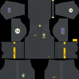 Brasil Copa America Kits DLS 2019