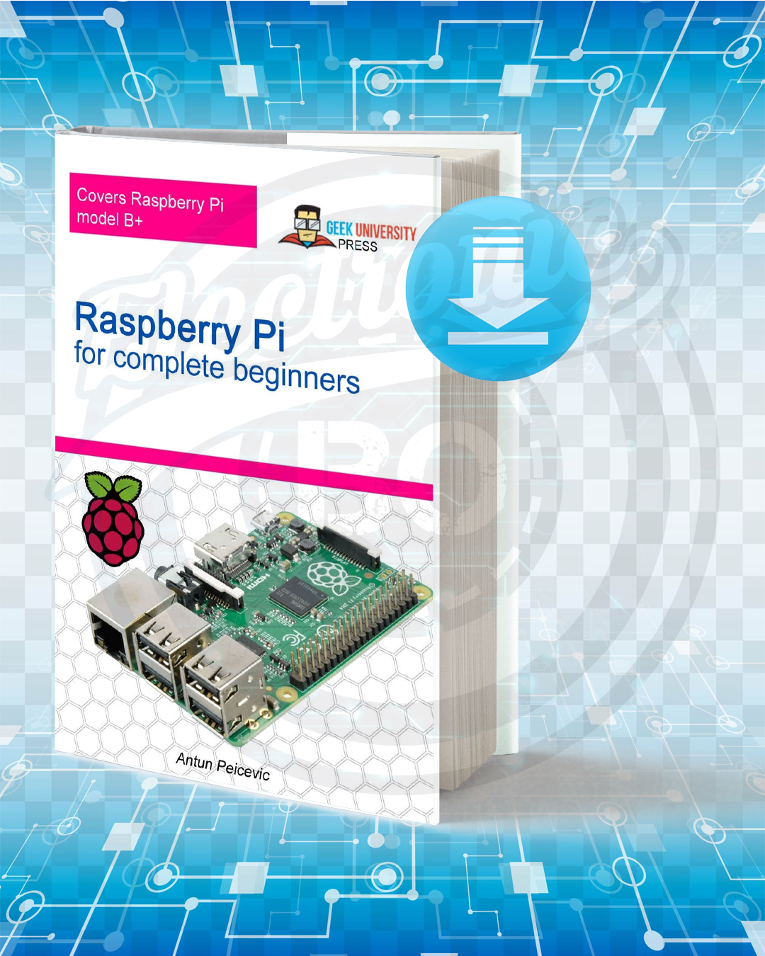 Free Book Raspberry Pi for complete beginners pdf.