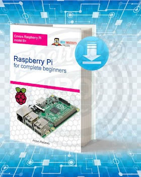 Download Raspberry Pi for complete beginners pdf.