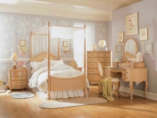 Aesthetic vintage rooms