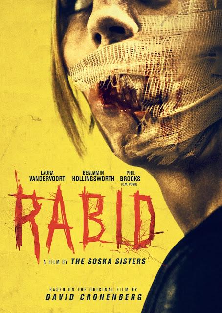 Rabid (poster)