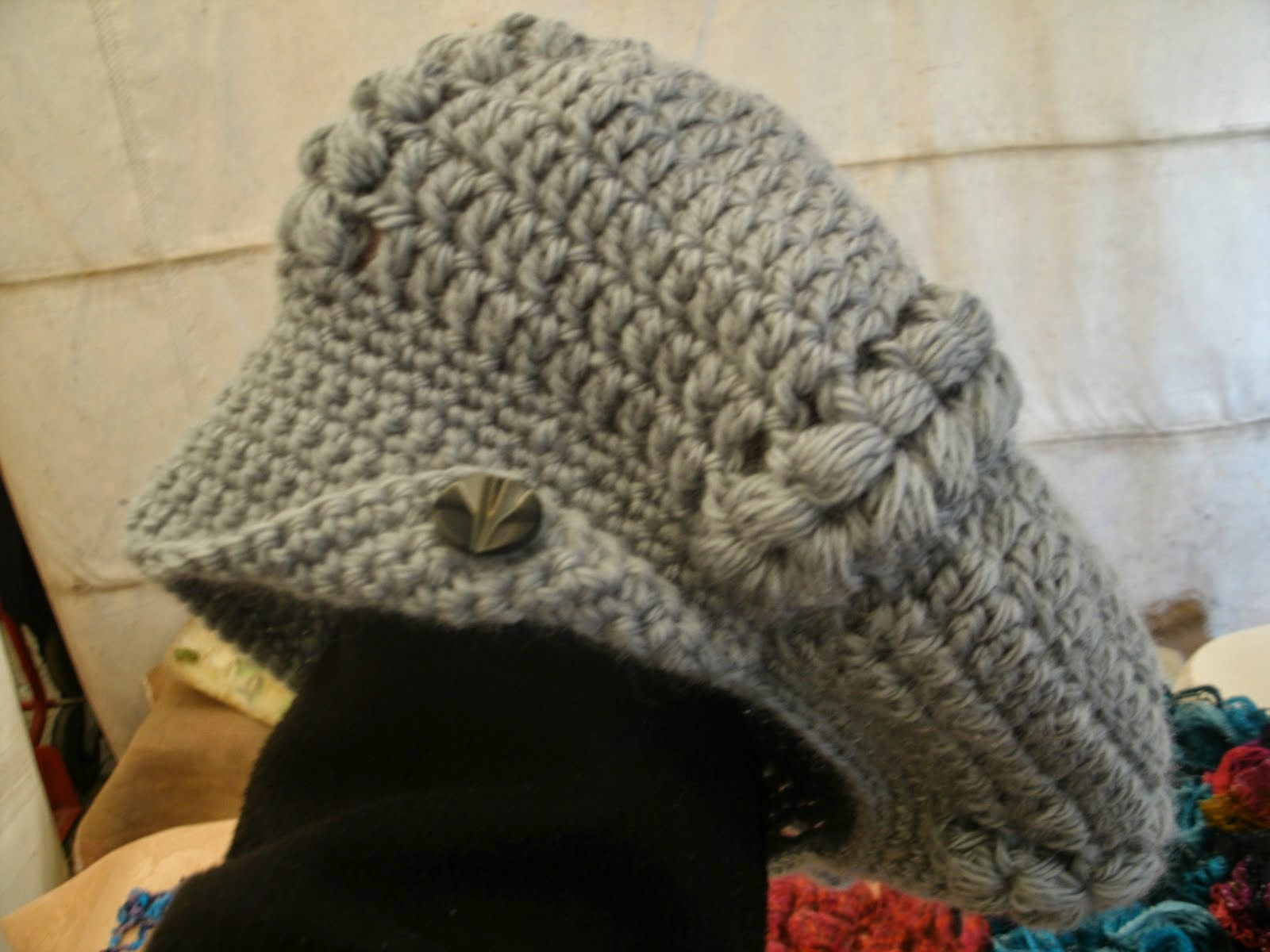 Hobby Lavori Femminili Ricamo Uncinetto Maglia Basco Cappello