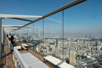 Shibuya Sky observation deck