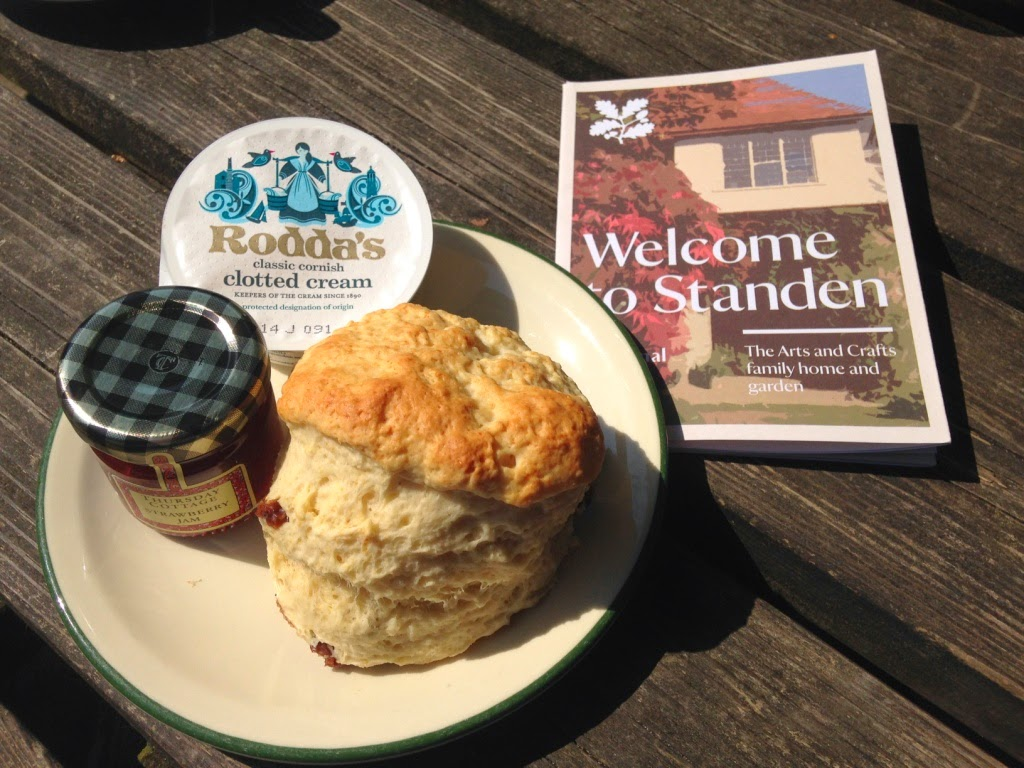 Standen National Trust Scones