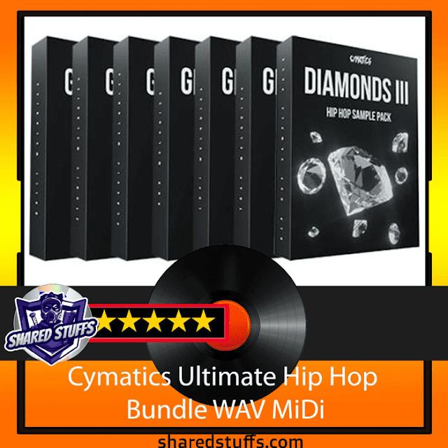 Cymatics Ultimate Hip Hop Bundle WAV-MIDI Free Download