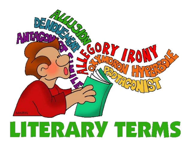 Some Important Literary Terms in English Literature for Competitive Exams