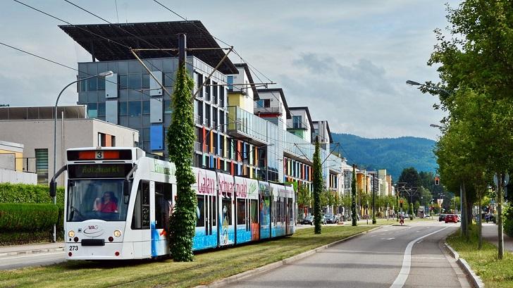 Sonnenschiff, Kota Kecil Paling Modern dan Paling Canggih di Dunia