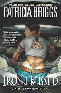 Iron kissed   Mercy Thompson #3   Patricia Briggs