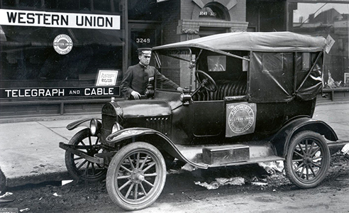 Western Union 1851   Raksasa Telekomunikasi Abad Ke-19
