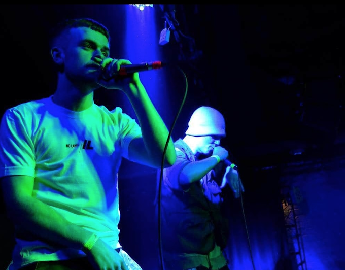 Real Easy  is Out to Make Ireland's Rap Scene Poppin'