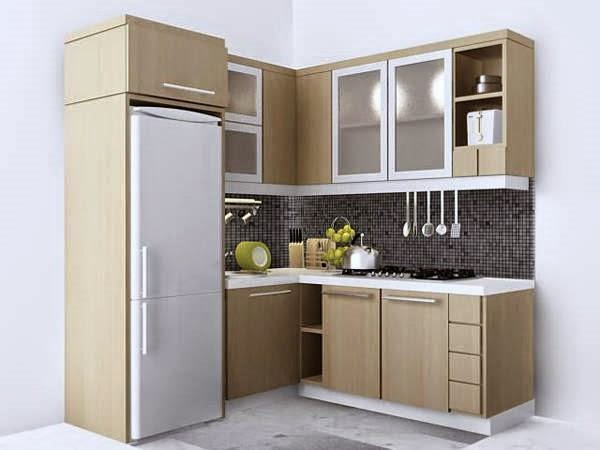 harga 70 model gambar kitchen set minimalis. Black Bedroom Furniture Sets. Home Design Ideas