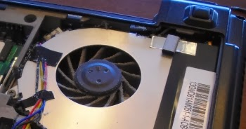 Laptop Internal Cooling Fan Not Working : Tips To Solve - Pcnexus