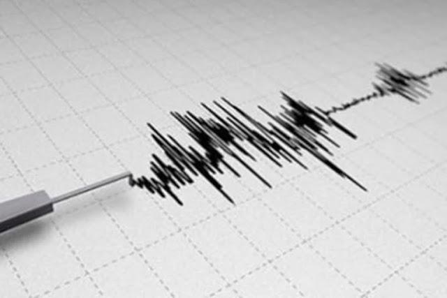 Ασθενής σεισμική δόνηση Νοτιοδυτικά του Άργους