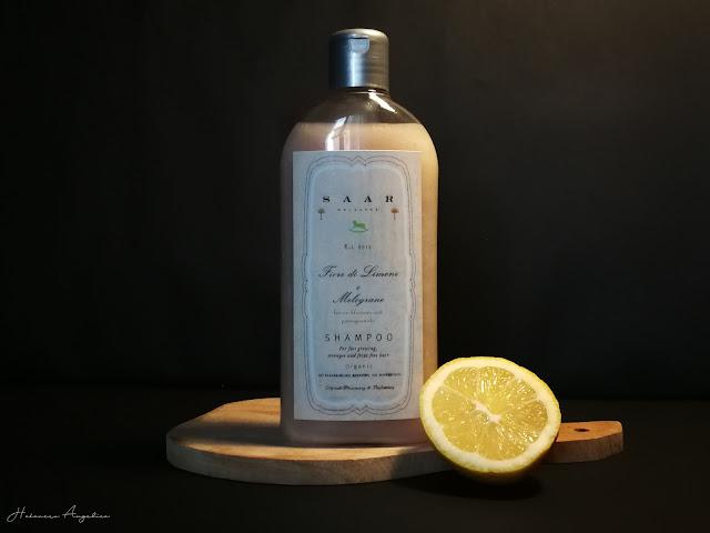 Shampoo biologico