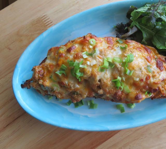 Southwest Chicken Melt Sandwich