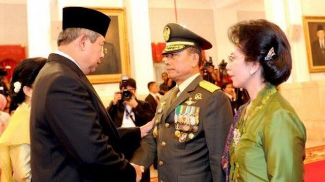 Cerita Moeldoko Dipilih Jadi Panglima TNI oleh SBY, Kini Disebut Mau 'Kudeta' AHY