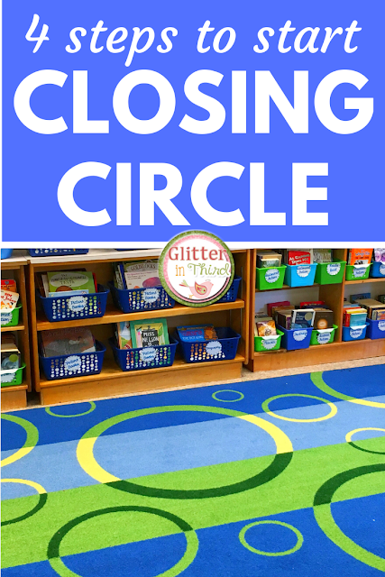 Answer all your questions about Closing Circle activities and Responsive Classroom ideas for elementary students.
