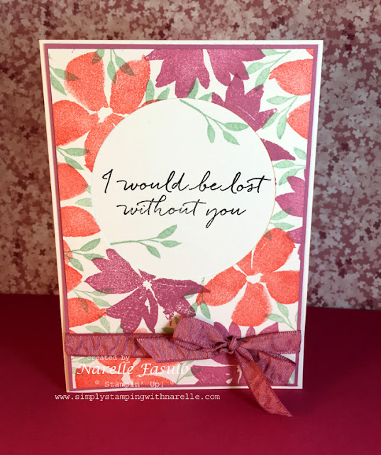 Blooms & Wishes - Masking Technique - Narelle Fasulo - Simply Stamping with Narelle - available here - http://www3.stampinup.com/ECWeb/ProductDetails.aspx?productID=141784&dbwsdemoid=4008228