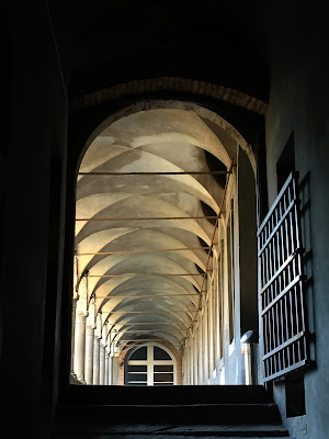 Passages of Bergamo, always beckoning you to explore.