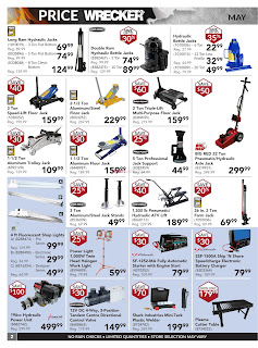 Princess Auto weekly Flyer May 1 - 31, 2018