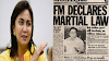 Robredo slams historical revisionists about Marcos' ML : They are lying to our faces, stealing our truths from us, stealing our stories,""