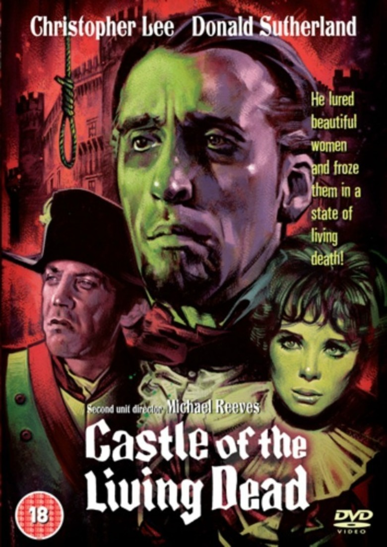 Filme Mortos Vivos for o castelo dos mortos vivos | hell business - o reduto dos monstros