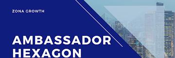 Ambassador Hexagon City : Zona Growth Pekan Kedua