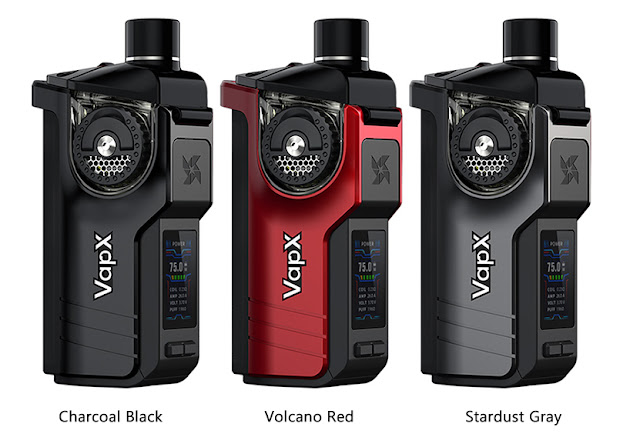 What Can We Expect From VapX Geyser 100W Pod Kit?