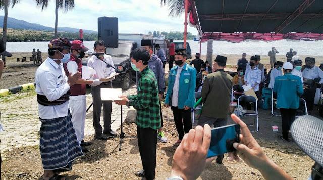Selesai Jalani Karantina, 29 ODP Dipulangkan dari Rusunawa Labuhan Lombok