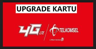 3 Cara Upgrade Kartu Telkomsel Dari Jaringan 3G ke 4G LTE