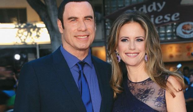 """John Travolta y Kelly Preston repiten el duelo de perder a un hijo en """"Gotti"""""""