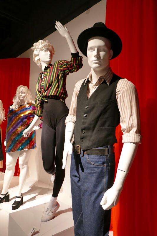 Sam Rockwell Bob Fosse costume