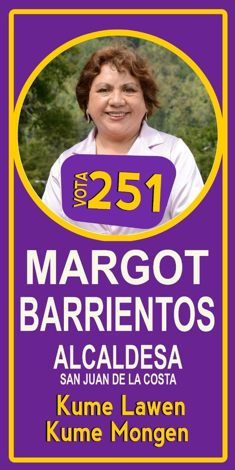 Margot Barrientos Molina