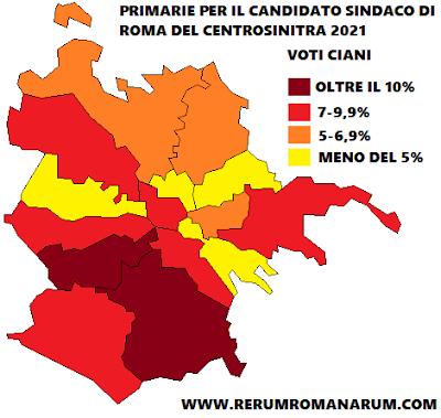 Mappa primarie Ciani 2021