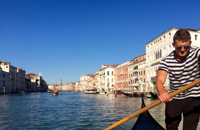 Italian Trip Planning Venice