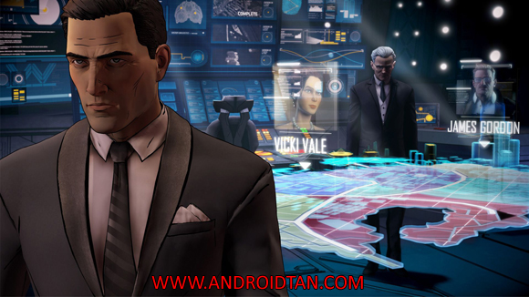 Batman The Telltale Series Mod Apk Free