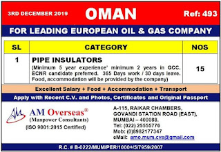 European Oil and Gas Company