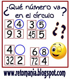 Resultado de imagen de retos matemáticos