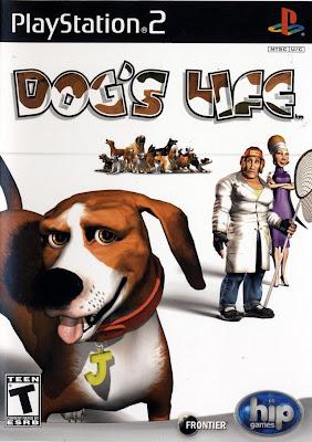 Dog's Life (PS2) 2004