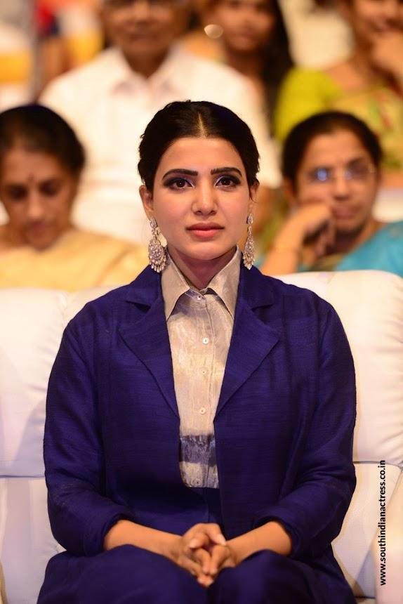 samantha at mahanati music launch 9