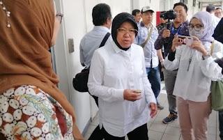 Waduh! Risma Dilaporkan ke Polisi atas Dugaan Pembohongan Publik