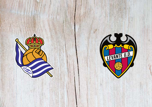 Real Sociedad vs Levante -Highlights 07 March 2021