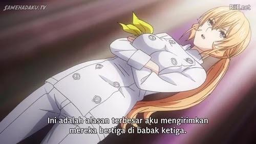 Shokugeki no Souma Season 4 Episode 4 Subtitle Indonesia